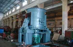 Vertical Pre-Grinding Mill